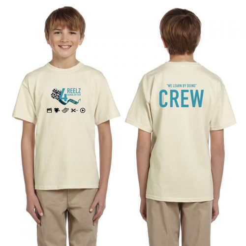 4REELZ-T-Shirt_Kids_StartToFinish