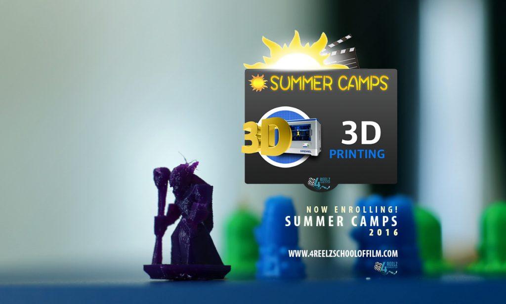 4REELZ_SummerCampPromo_3dPrinting