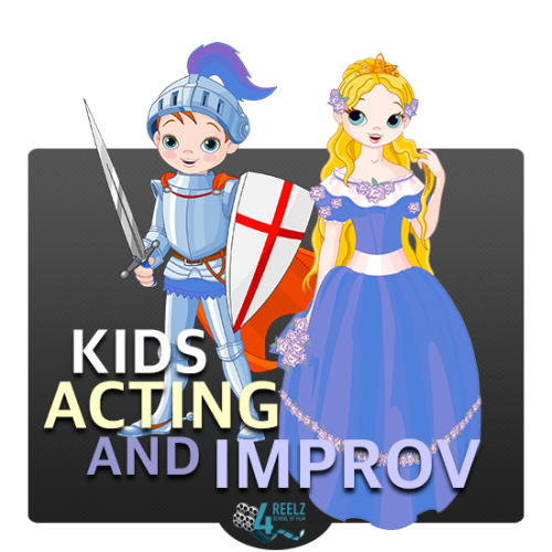 4Reelz Kids Acting & Improv