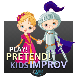4REELZ - Play! Pretend Kids Improv