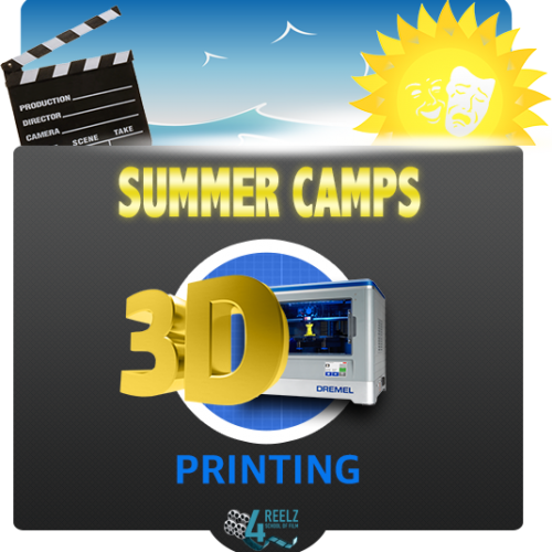 4REELZ - icon - Summer Camp - 3d Printing