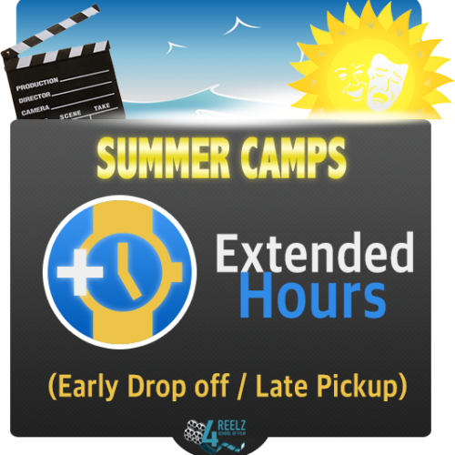 4Reelz - icon - Summer Camp - Extended Hours