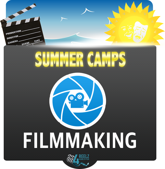 4REEL - icon - Summer Camp - Filmmaking Class