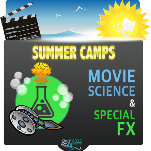 4REELZ - icon - Summer Camp - Movie Science & Special FX