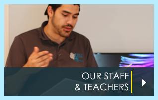 4Reelz_title_OurStaff&Teachers