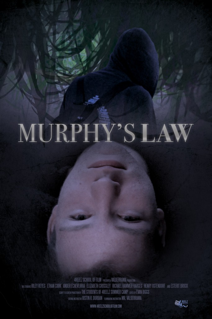 Murphy's Law - Poster